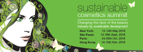 Sustainable Cosmetics