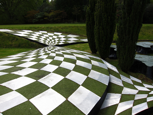 the garden of cosmic speculation date for your diaries may 5th 2013 and 2015 transition. Black Bedroom Furniture Sets. Home Design Ideas