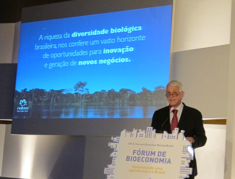 Pedro Passo discusses the wealth of biodiversity