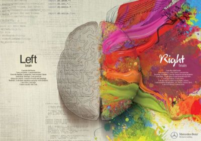 Mercedes brain advert