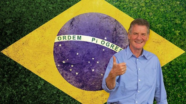 Oi Oi Michael Palin This Is The Real Brazil Transition Consciousness