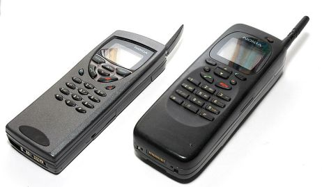 Nokia 9000 and 9110