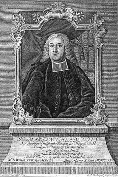 Johann Martin Chladnius