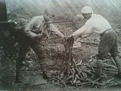 Heidegger and Gadamer in the Black Forest