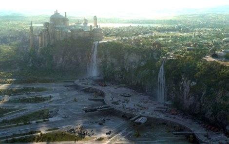 The Planet Naboo