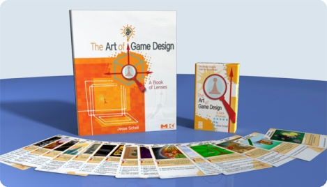 Art of Game Design Cards
