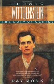 Ray Monk on Wittgenstein