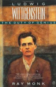 Ray Monk on Wittgenstein