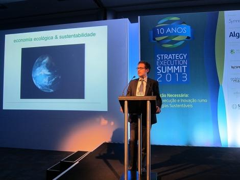 Hugo Penteado, Chief Economist and Head of Responsible Investments, Banco Santander