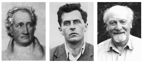 Goethe. Wittgenstein and Bortoft