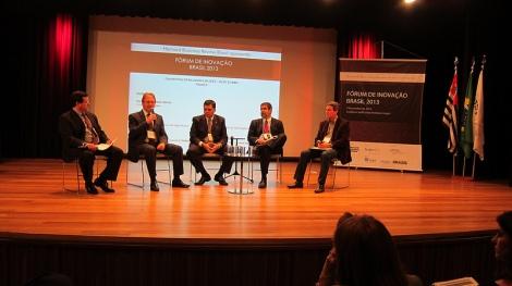 Henrique Barros, Mauro Kern Junior, Flávio Cavalcanti, Paulo Coutinho and Osmar Figueiredo Filho