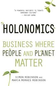 Holonomics cover