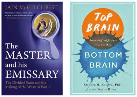 Master Emissary Top Brain Bottom Brain