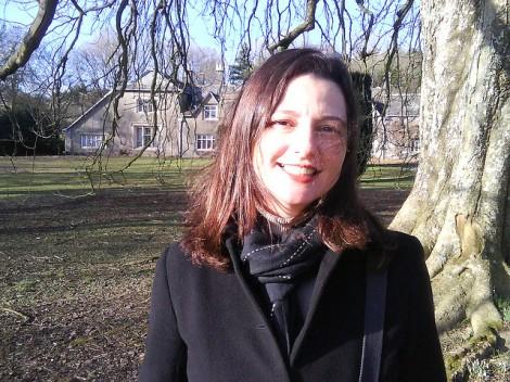 Maria at Schumacher College