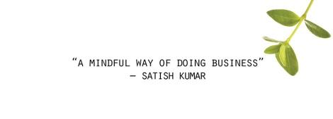Satish Kumar quote