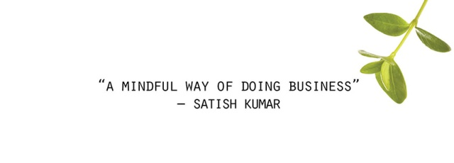 Satish Kumar quote