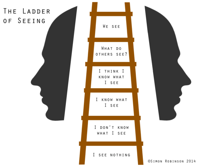 The Ladder of Seeing