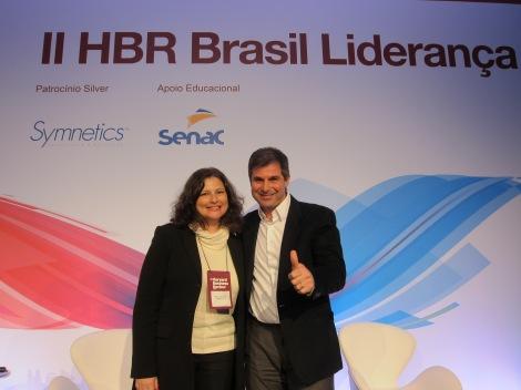 Maria Moraes Robinson and Sergio Chaia