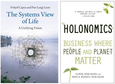 The Systems View of Life and Holonomics