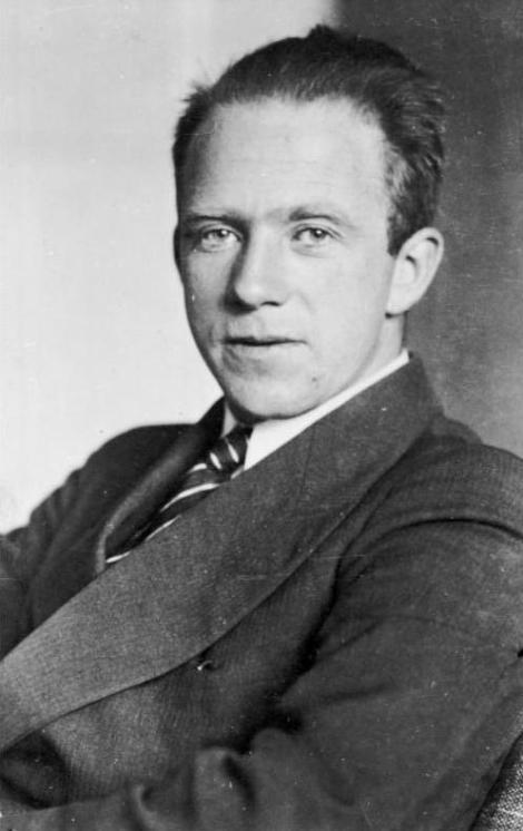 Werner Heisenberg. Source: Wikipedia