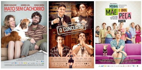 Brazilian Comedies
