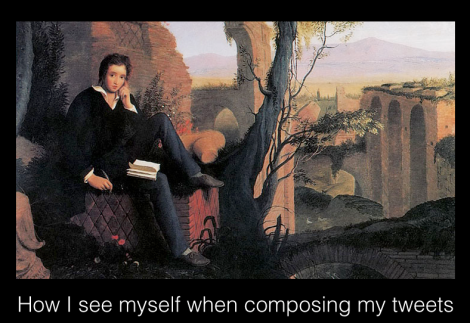 With apologies to Joseph-Severn (1845)