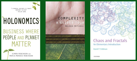 Holonomics and Complexity Books