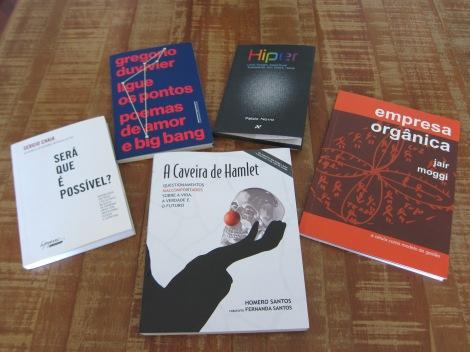 Brazilian books