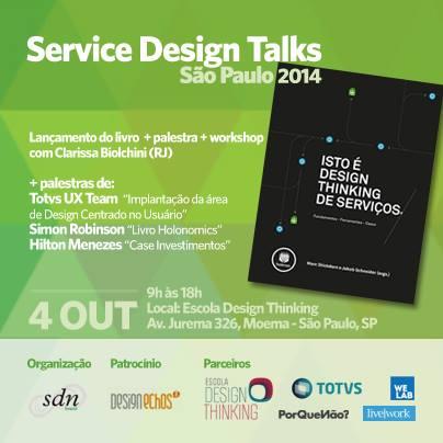 Service Design Talks 2014