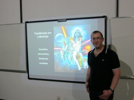 Star Wars Storytelling and Sensemaking