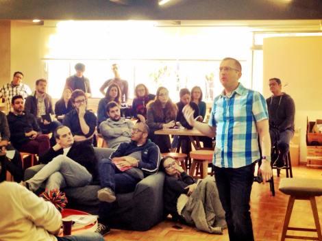 Service Design Talks, São Paulo, 2014