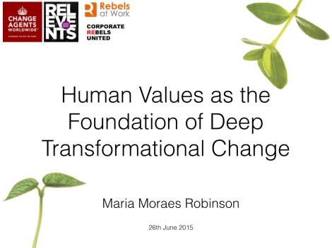 Holonomics human values