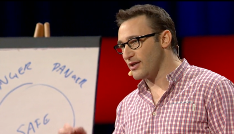 Credit: Simon Sinek - Why good leaders make you feel safe, TED 2014