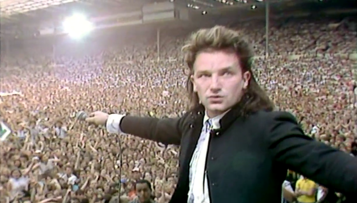 Never Give Up on Your Dream – Taking Inspiration from Bono and U2 at