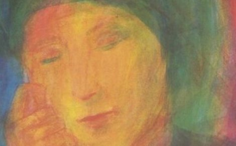 Credit: Detail from the cover of Drawing and Painting in Rudolf Steiner Schools