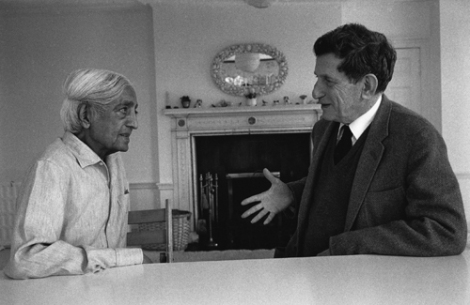 The Bohm–Krishnamurti Project