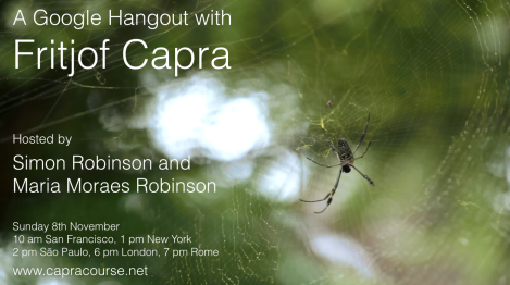 Hangout Fritjof Capra