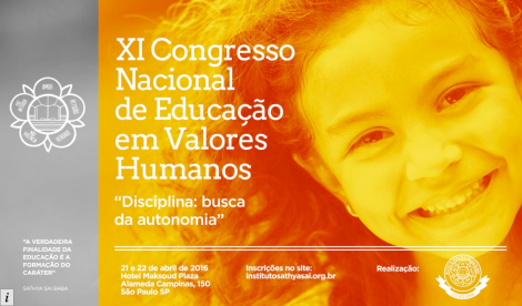 National Sri Sathya Sai Congress on Education in Human Values