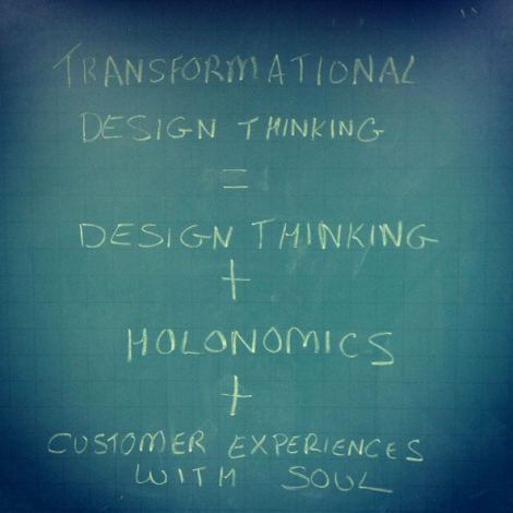 Transformational Design Thinking