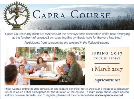 Capra Course Spring 2017