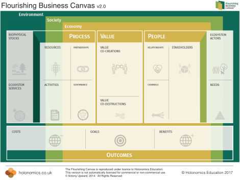 Flourishing Business Canvas
