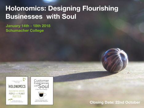 Holonomics: Designing Flourishing Businesses with Soul